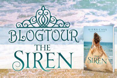 """Leggere Romanticamente e Fantasy: Intervista a Kiera Cass - """"The Siren"""" BlogTour"""