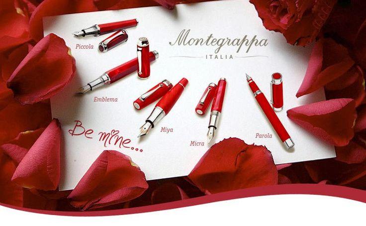 Montegrappa k Valentýnu