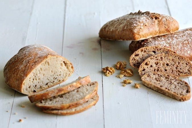 Recept na chlieb z vlašských orechov: Zabudnite na kupované pečivo, pripravte si vlastnú verziu chleba