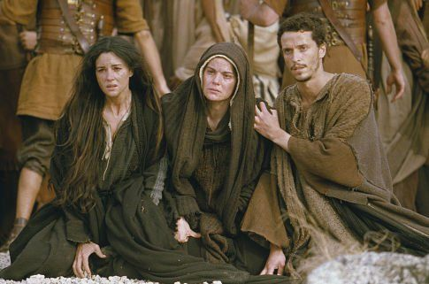 Mary Magdalen, Mary and St John