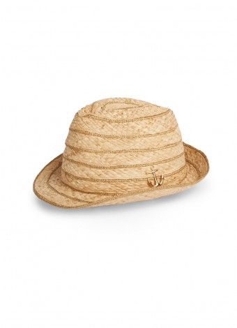 Seafolly Ahoy Hat. For sun protection!