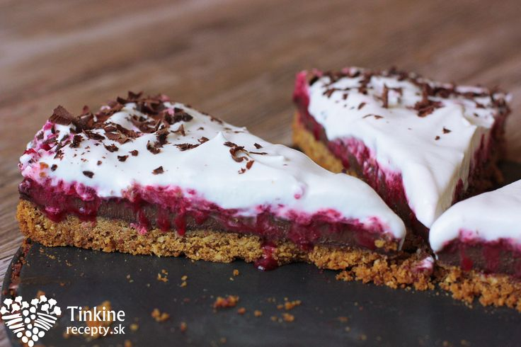 Čokoládovo-malinová vášeň - Powered by @ultimaterecipe