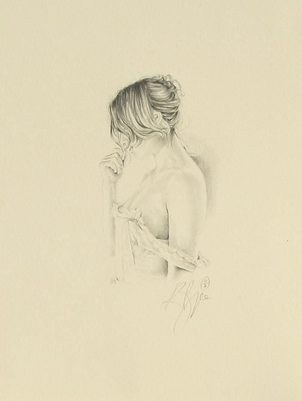Contemplation by Kay Boyce
