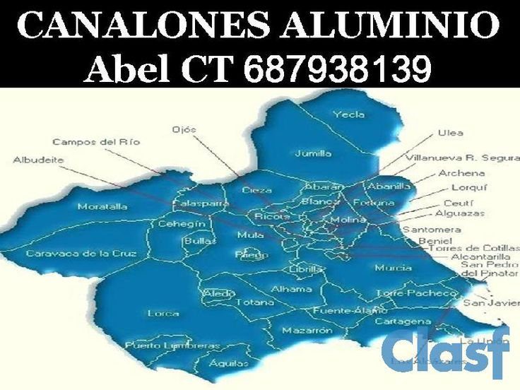 53 best poliuretano images on pinterest murcia alicante and cartagena - Canalones murcia ...