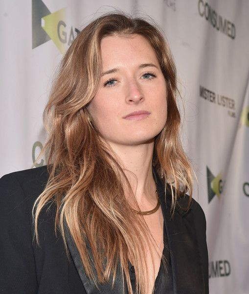 "Actress Grace Gummer attends the Los Angeles premiere of Mister Lister Films' ""Consumed"" at Laemmle Music Hall on November 11, 2015 in Beverly Hills, California."