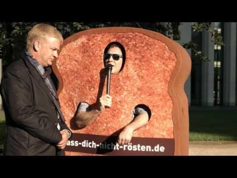 Lass Dich nicht rösten: Tim das Toastbrot im Interview mit Prof. Dr. med...