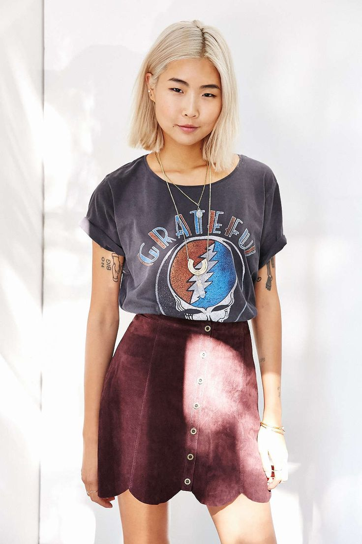 Junk Food Grateful Dead Tee - Urban Outfitters