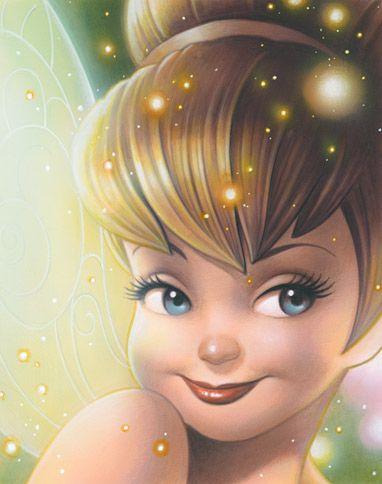 #TinkerBell ~ Peter Pan, 1953.......and ME!!!!