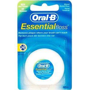 W Klubie Ekspertek możesz przetestować i ocenić Oral-B Oral-B Essential Floss - Nić dentystyczna woskowana, miętowa 50m (pinterest)