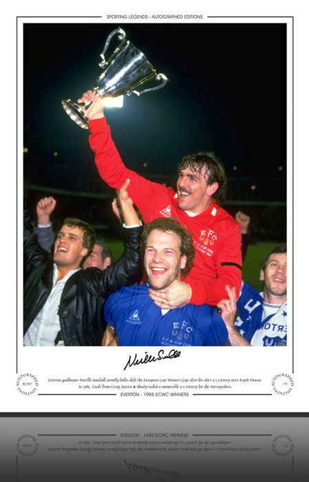 Everton (Neville Southall) 1985 Limited Edition