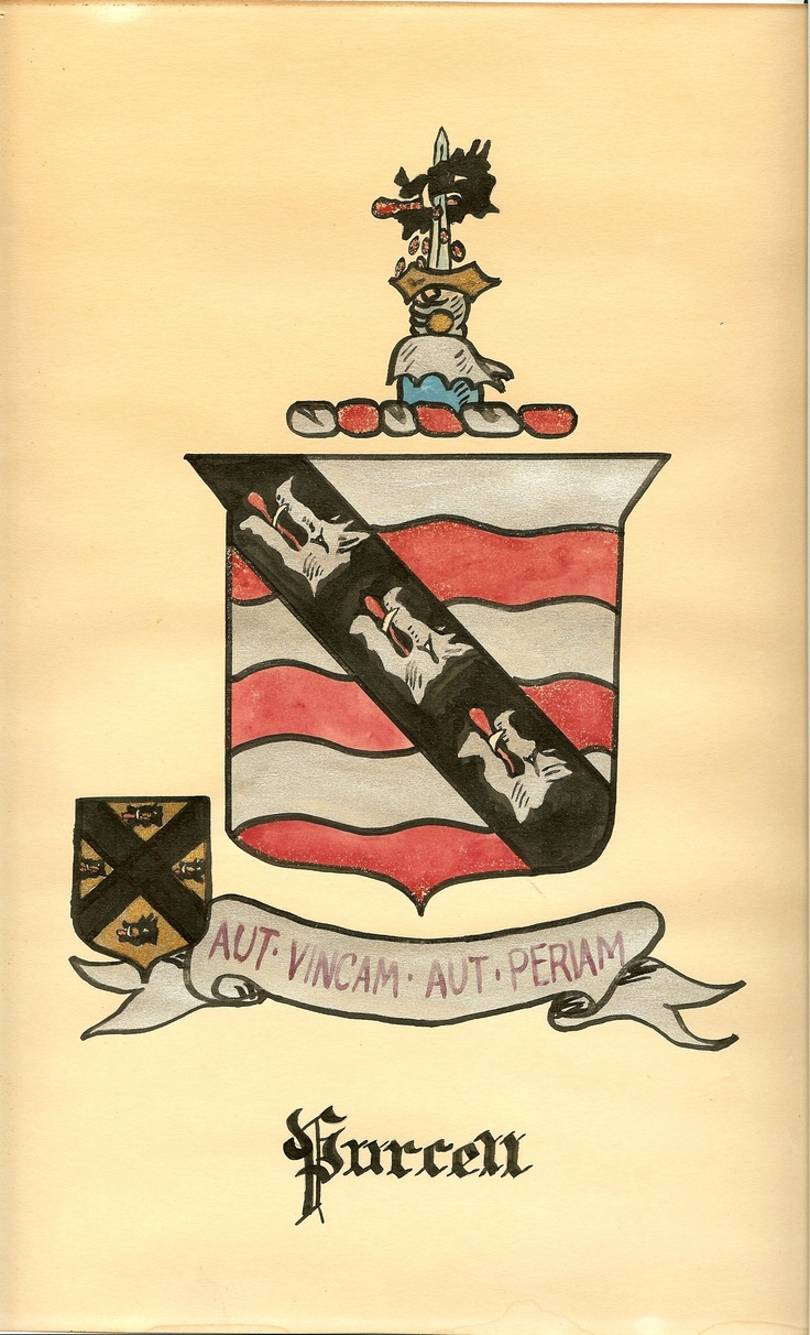 Purcell Coat of Arms