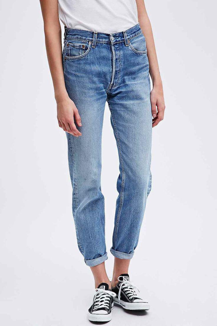 """Levi's-Jeans """"501""""."""