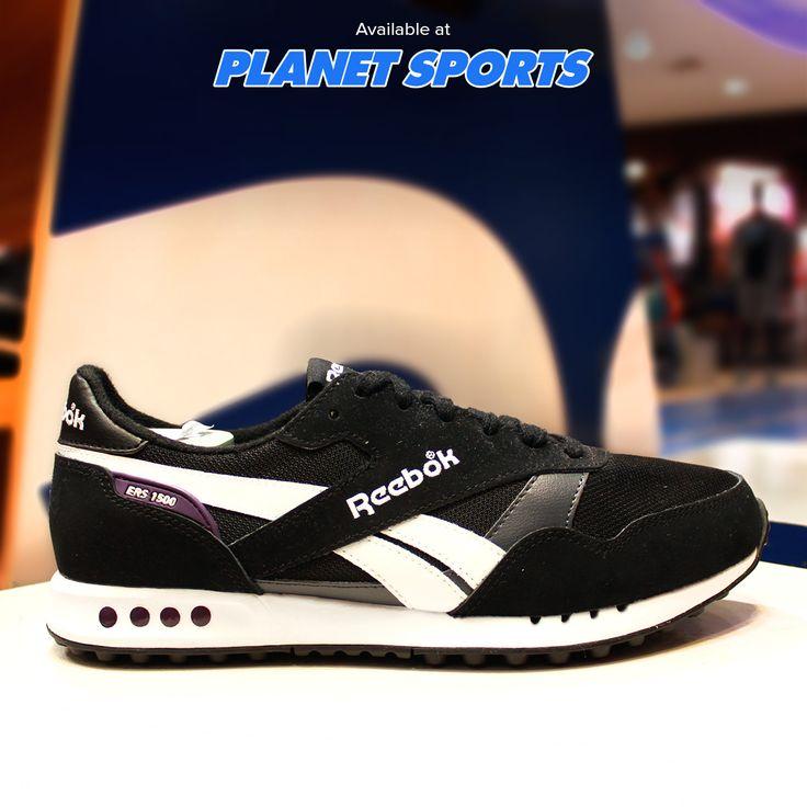 Reebok ERS 1500 dengan ERS Energy Return System dan tampilan sepatu sport klasik. Rp 899.000 #planetsports #reebokindonesia #reebok #sneakers #sport #casual #casualshoes
