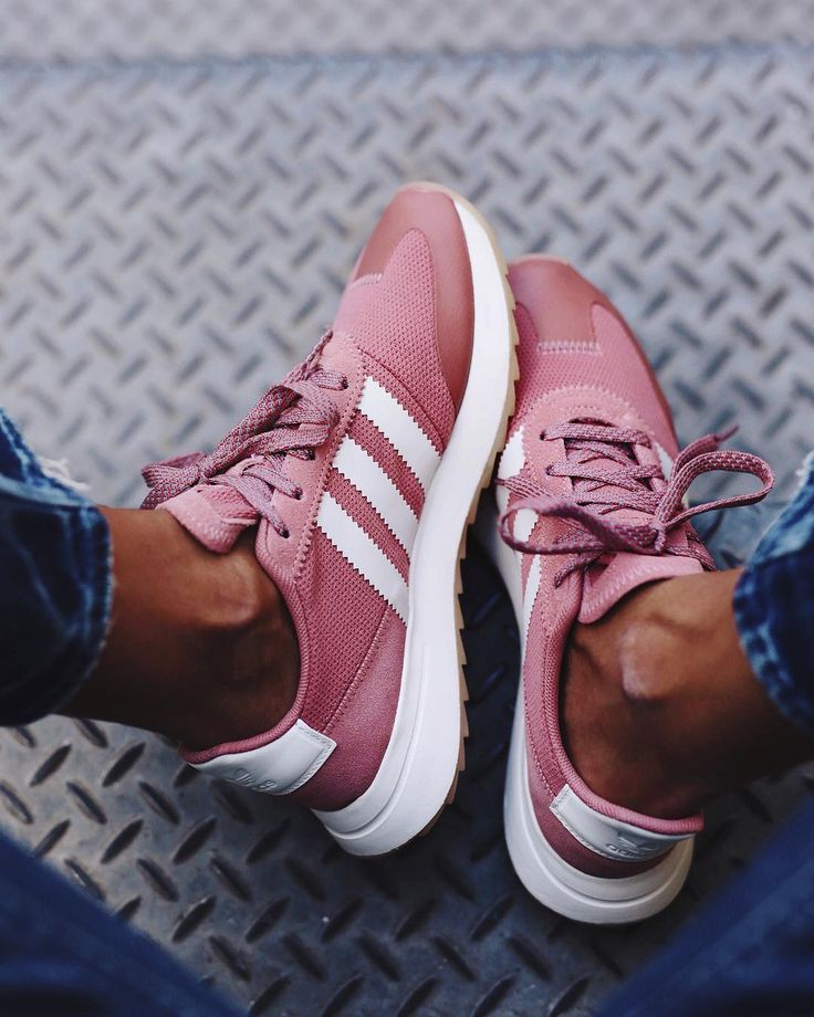 adidas FLB_Runner Pink // oha, what a cool sneaker is that ?! Mega …   – sneaker
