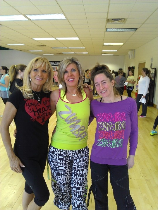 Zumba Party Hearty