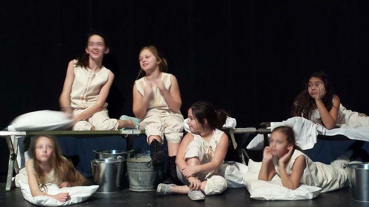 Annie Orphans!