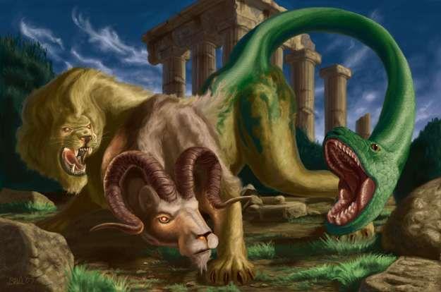Chimera mitologia