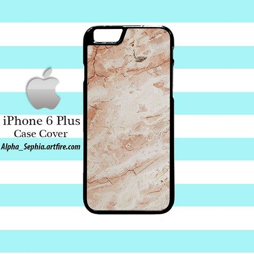 Brown Marble iPhone 6 PLUS Case Cover