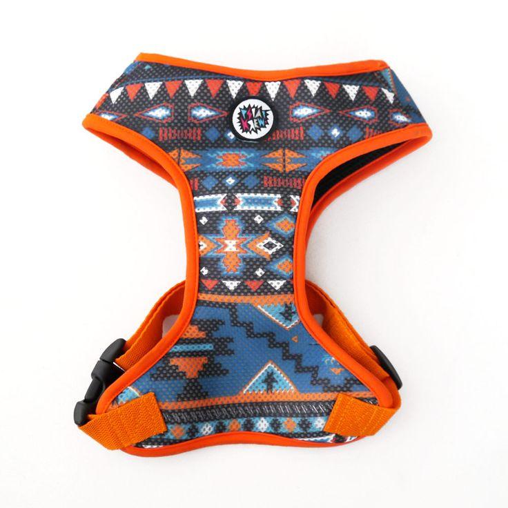 Dog Harness, Always Feeling Cool, Super Soft Psiakrew Sorry Winnetou by PSIAKREW on Etsy