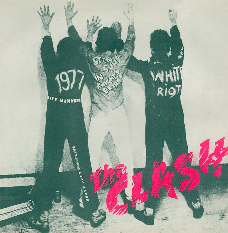 """""""White Riot,"""" The Clash's debut single, released 35 years ago. """"All the power in the hands of the people rich enough to buy it."""" Still true today."""
