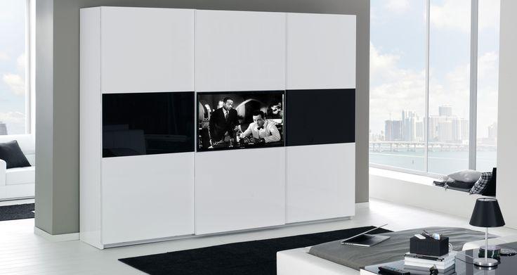 Grey wardrobe model design for bedroom wardrobe models for Cupboard models for bedroom