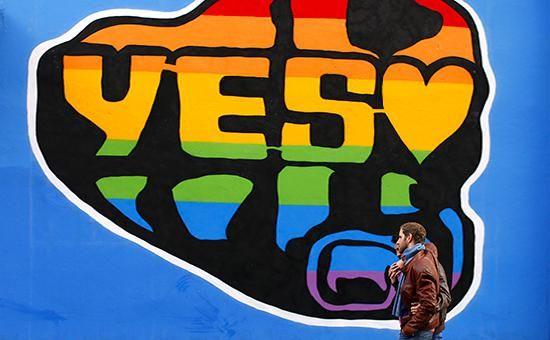 ☑ Ирландские избиратели поддержали однополые браки ⤵ ...Читать далее ☛ http://afinpresse.ru/policy/irlandskie-izbirateli-podderzhali-odnopolye-braki.html