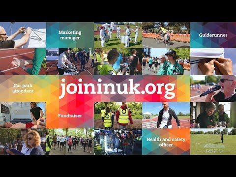 Running needs all kinds of people for all kinds of roles. Lend a hand and find your place in sport today: https://www.joininuk.org/run-it/  See how a local parkrun, a innovative track event and a street 10k use volunteers to stage, manage and grow their running events.