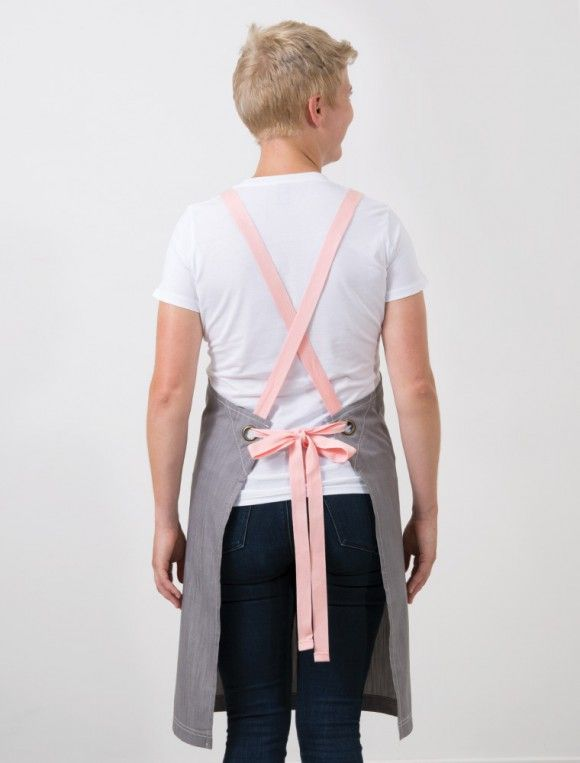 Cargo Crew 'Mix It Up' Apron Straps in Soft Pink