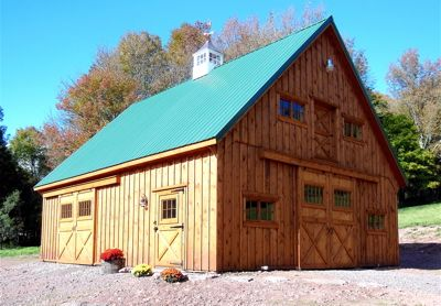 Lancaster Pole Buildings Inc Horse Barns And Riding