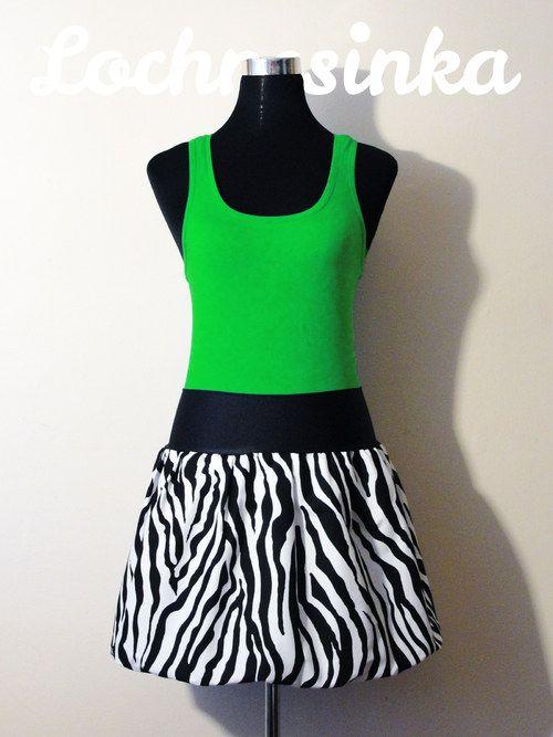 NESSIE LINE zebra