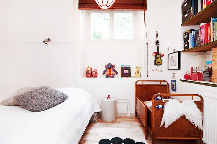 40 best images about room sharing on pinterest parents room bed in and layout for Baby and toddler sharing bedroom ideas