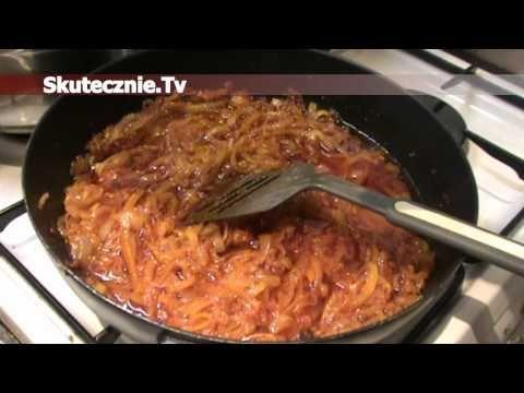 Pyszne śledzie w pomidorowej cebulce :: Skutecznie.Tv [HD] - YouTube