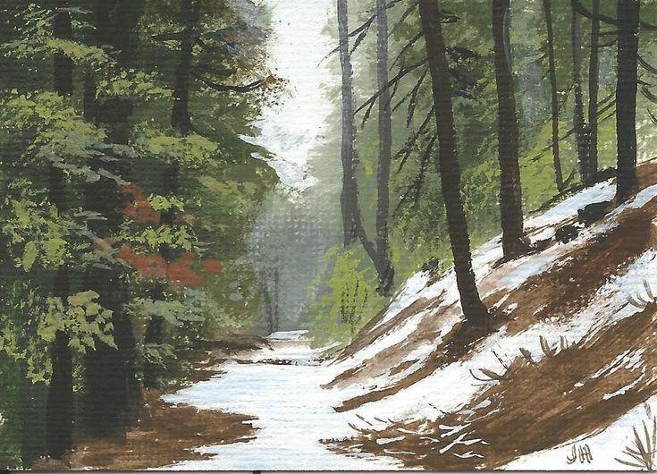 Best 25+ Snow Forest Ideas On Pinterest