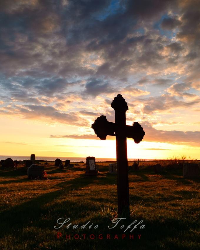 Varhaug gamle kirkegård
