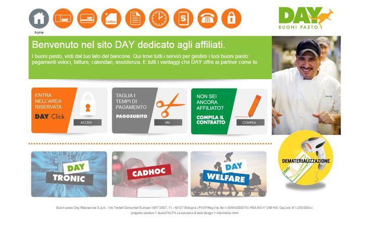 #bar #ristoranti #pizzerie #supermercati per ritirare #buonipasto Day numero 0233410585 o sito http://www.affiliatiday.it/