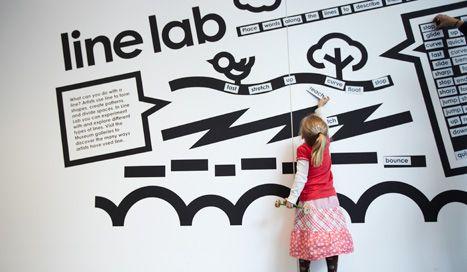 Linelab at MoMa