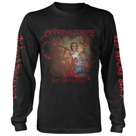 Cannibal Corpse: Red Before Black (tricou maneca lunga)