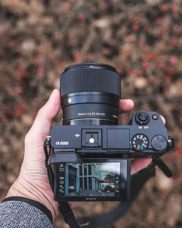 Had A Real Blast Shooting With The Sigmaphoto 56mm F 1 4 Dc Dn Thank You F64studio For Lending It Shot O Camera Photography Photography Camera Camera Hacks