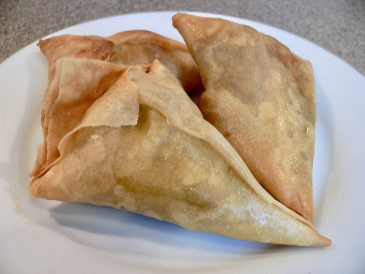 South African Samosa