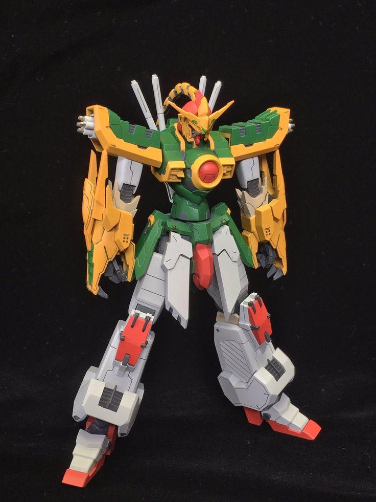 Embedded Custom Gundam Gundam Mobile Fighter G Gundam