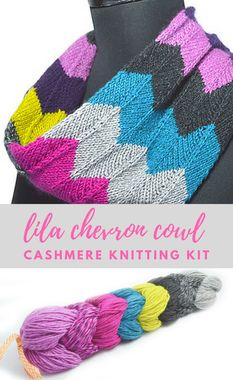 Lux Adorna Fun Size Bundle Sport Lila Chevron Cowl Kit