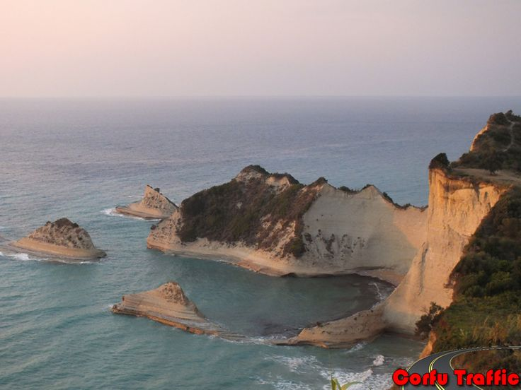 Make at tour to Drastis From: www.corfutraffic.com