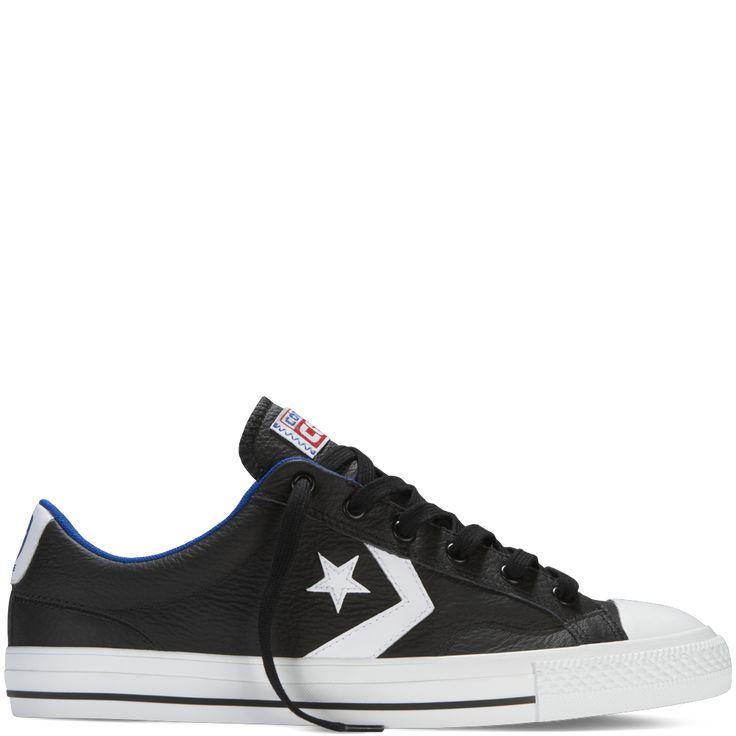 CONS Star Player black