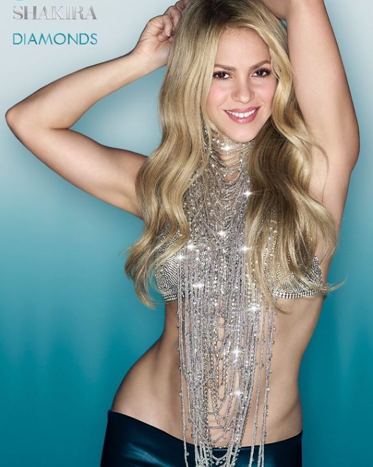 Confira o novo comercial do perfume Shakira - Dance Diamonds