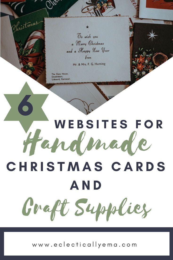 Handmade Christmas cards | Christmas & Winter | Pinterest ...
