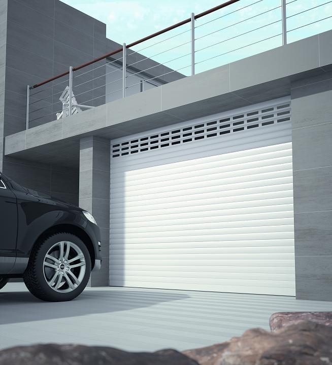 17 mejores ideas sobre puertas garaje en pinterest for Puertas para garajes