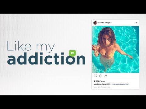 Creapills - Louise Delage : le faux compte Instagram qui sensibilise aux addictions