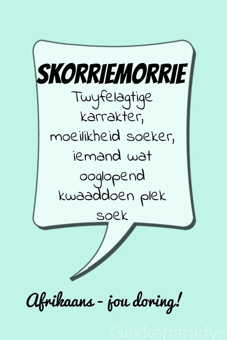 skorriemorrie … More