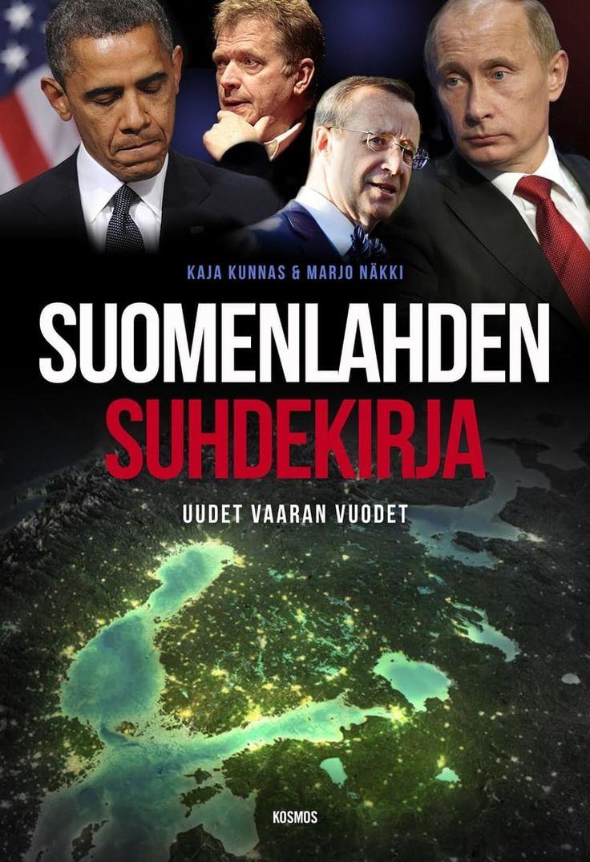 Kaja Kunnas & Marjo Näkki: Suomenlahden suhdekirja