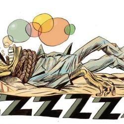 Puede compararse con una pesadilla por tres razones. Porque sólo ocurre cuando dormimos, porque uno no es consciente de que la padece y porque deja un gran malestar a su paso. Pero